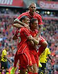 100814 Liverpool v Borussia Dortmund PSF