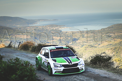04.10.2015. Corsica. WRC Rally of Corsica, final stage.  LAPPI