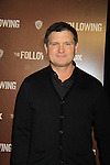 """Kevin Williamson is the creator of  """"The Following"""", Fox's new tv series on Mondays, which held its world premiere on January 19, 2013 at the New York Public Library, New York City, New York. (Photo by Sue Coflin/Max Photos)"""