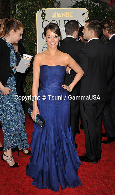 Berenice Bejo_664   at The 2012 Golden Globe Awards at the Beverly Hilton Hotel In Beverly Hills, CA