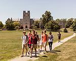 July 9, 2018. Blacksburg, Virginia.<br /> <br /> In and around the campus of Virginia Tech.
