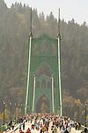 St. John's Bridge Renovation Dedication
