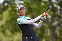 Nelly Korda (USA) watches her tee shot on 5 during round 3 of the 2019 US Women's Open, Charleston Country Club, Charleston, South Carolina,  USA. 6/1/2019.<br /> Picture: Golffile | Ken Murray<br /> <br /> All photo usage must carry mandatory copyright credit (© Golffile | Ken Murray)