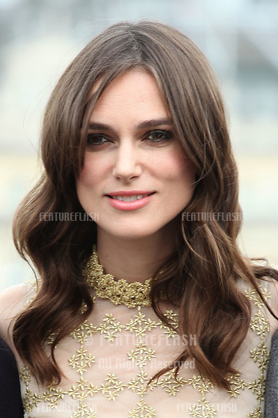 Keira Knightley attending a photocall for 'Begin Again', London. 02/07/2014 Picture by: Alexandra Glen / Featureflash