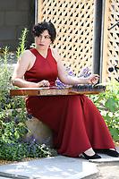 Maya Youssef<br /> at the Chelsea Flower Show 2018, London<br /> <br /> ©Ash Knotek  D3402  21/05/2018