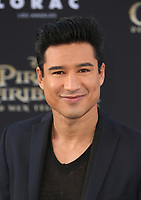 "HOLLYWOOD, CA - May 18: Mario Lopez, At Premiere Of Disney's ""Pirates Of The Caribbean: Dead Men Tell No Tales"" At Dolby Theatre In California on May 18, 2017. Credit: FS/MediaPunch"