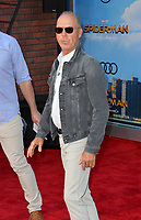 Michael Keaton at the world premiere for &quot;Spider-Man: Homecoming&quot; at the TCL Chinese Theatre, Los Angeles, USA 28 June  2017<br /> Picture: Paul Smith/Featureflash/SilverHub 0208 004 5359 sales@silverhubmedia.com