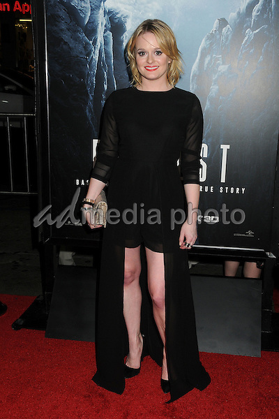 """9 September 2015 - Hollywood, California - Fallon Goodson. """"Everest"""" Los Angeles Premiere held at the TCL Chinese Theatre. Photo Credit: Byron Purvis/AdMedia"""