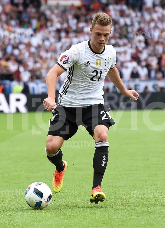 FUSSBALL EURO 2016 GRUPPE C IN PARIS Nordirland - Deutschland     21.06.2016 Joshua Kimmich (Deutschland)