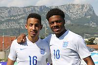 England Under-20 vs Ivory Coast Under-20 30-05-15