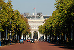 The Mall, London, England - venue for the 2012 Olympic Athletics Marathon and Race Walk, and Cycling Road Race
