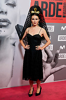 Sara Rivero attends to ARDE Madrid premiere at Callao City Lights cinema in Madrid, Spain. November 07, 2018. (ALTERPHOTOS/A. Perez Meca) /NortePhoto.com