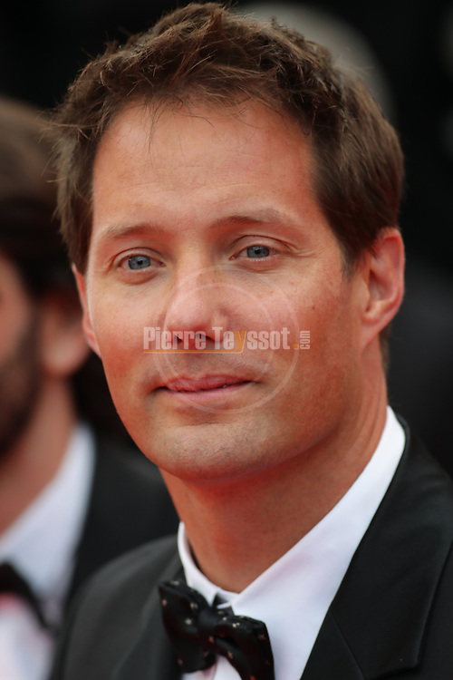 Cannes Film Festival 2018 - 71st edition - Day 8 - May 15 in Cannes, on May 15, 2018; Screening of 'Solo: A star Wars Story;    Thomas Pesquet. © Pierre Teyssot / Maxppp