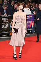 Kate Mara at the London Film Festival 2017 screening of &quot;Film Stars Don't Die in Liverpool&quot; at Odeon Leicester Square, London, UK. <br /> 11 October  2017<br /> Picture: Steve Vas/Featureflash/SilverHub 0208 004 5359 sales@silverhubmedia.com