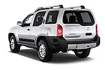 Car pictures of rear three quarter view of2014 Nissan Xterra S 5 Door Suv Angular Rear