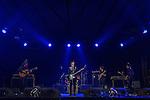 © Joel Goodman - 07973 332324 . 19/07/2013 . Suffolk , UK . Texas perform on the 6Music stage . The Latitude music and culture festival in Henham Park , Southwold . Photo credit : Joel Goodman
