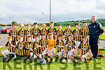 Abbeydorney U12 Team  at the  Parnells Invitational Tournament in John Mitchells GAA on Saturday