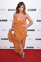 Caroline Flack at the Glamour Women of the Year Awards at Berkeley Square Gardens in London, UK. <br /> 06 June  2017<br /> Picture: Steve Vas/Featureflash/SilverHub 0208 004 5359 sales@silverhubmedia.com
