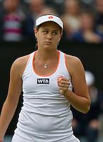 Netherlands, Den Bosch, 16.06.2014. Tennis, Topshelf Open,Jana Cepelova (SVK)<br /> Photo:Tennisimages/Henk Koster