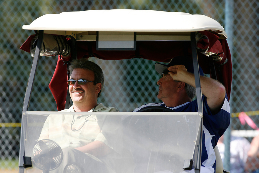 Los Angeles Dodgers during first full squad workout Tuesday, February 21, 2006 at Dodgertown in Vero Beach, Florida<br /> <br /> &copy; Jon SooHoo