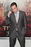 "Holt McCallany..Anteprima di ""La Furia dei Titani"".. ""Wrath of the Titans""..AMC Lincoln Square Theater..26/03/2012, New York..Foto Insidefoto / Marco Sagliocco....Only Italy"