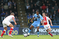 Gavin Grant of Wycombe Wanderers, former Gillingham and Millwall player, in action during Wycombe Wanderers vs Birmingham City, Carling Cup Football at Adams Park on 13th August 2008