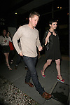.April 24th 2012 ..Ginnifer Goodwin & Boyfriend Josh Dallas dine at Madeos in West Hollywood..www.AbilityFilms.com.805-427-3519.AbilityFilms@yahoo.com.