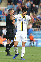 Scott Fraser of Burton Albion celebrates their victory at the final whistle during Gillingham vs Burton Albion, Sky Bet EFL League 1 Football at The Medway Priestfield Stadium on 10th August 2019