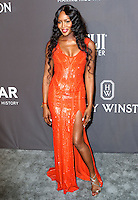 www.acepixs.com<br /> <br /> February 8 2017, New York City<br /> <br /> Naomi Campbell arriving at the amfAR New York Gala 2017 at Cipriani Wall Street on February 8, 2017 in New York City. <br /> <br /> By Line: Nancy Rivera/ACE Pictures<br /> <br /> <br /> ACE Pictures Inc<br /> Tel: 6467670430<br /> Email: info@acepixs.com<br /> www.acepixs.com