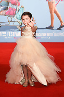 "Brooklyn Kimberly Prince<br /> arriving for the London Film Festival 2017 screening of ""The Florida Project"" at Odeon Leicester Square, London<br /> <br /> <br /> ©Ash Knotek  D3335  13/10/2017"