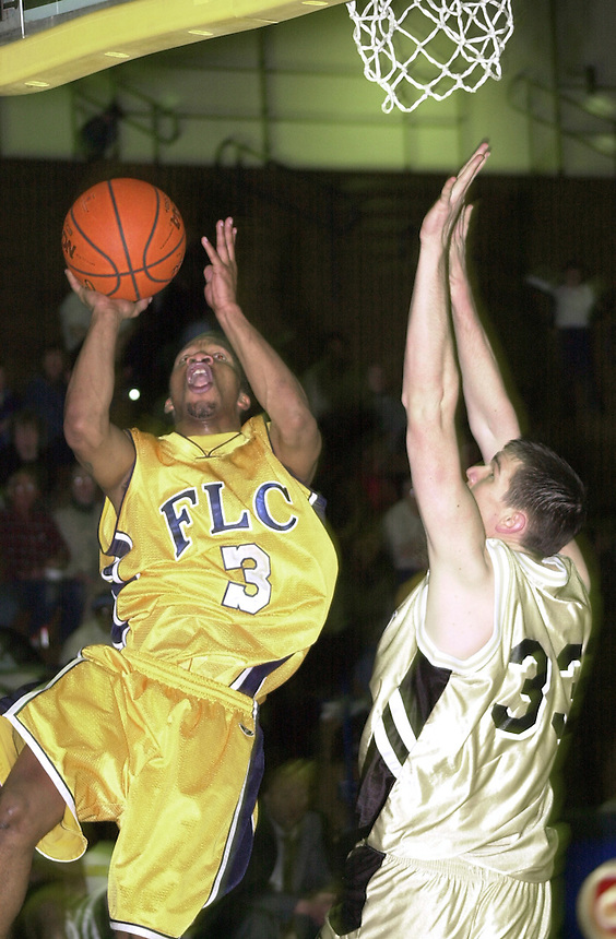 Fort Lewis Basketball