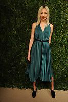 NEW YORK, NY - NOVEMBER 6: Soo Joo Park at the 14th Annual CFDA Vogue Fashion Fund Gala at Weylin in Brooklyn, New York City on November 6, 2017. Credit: John Palmer/MediaPunch