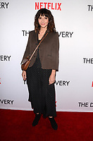 LOS ANGELES, CA - MARCH 29: Mary Steenburgen at the Netflix special film screening of The Discovery  at The Vista Theater in Los Angeles, California on March 29, 2017. Credit: David Edwards/MediaPunch