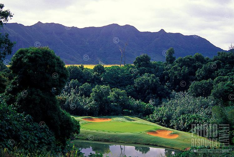 Grove Farm golf course, Kauai, Hawaii
