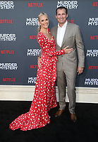 10 June 2019 - Westwood, California - Molly Sims, Scott Stuber. The Los Angeles Premiere Screening of Murder Mystery  held at Regency Village Theatre. Photo Credit: Faye Sadou/AdMedia