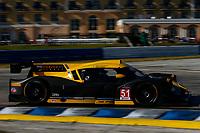#51 K2R Motorsports, Ligier JS P3, LMP3: Rob Hodes (M), Sean Rayhall