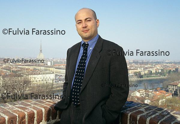 Torino,2000 Aldo Cazzullo