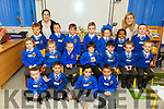 Ms O'Donoghue's Junior Infants Class in CBS