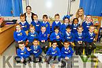 Ms O'Donoghue's Junior Infants Class in CBS