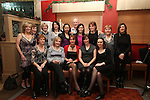 Christmas Party for 6th Floor East of the Lourdes Hospital in Harrys...(Photo credit should read Jenny Matthews www.newsfile.ie)....This Picture has been sent you under the conditions enclosed by:.Newsfile Ltd..The Studio,.Millmount Abbey,.Drogheda,.Co Meath..Ireland..Tel: +353(0)41-9871240.Fax: +353(0)41-9871260.GSM: +353(0)86-2500958.email: pictures@newsfile.ie.www.newsfile.ie.