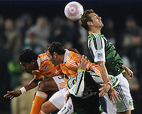 Portland Timbers vs Houston Dynamo October 14 2011