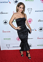 06 October 2018 - Beverly Hills, California - Lisa LoCicero. 2018 Carousel of Hope held at Beverly Hilton Hotel. <br /> CAP/ADM/BT<br /> &copy;BT/ADM/Capital Pictures