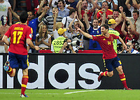 Xabi ALONSO  - 23.06.2012 - Espagne / France -1/4 Finale Euro 2012 .Photo : Amandine Noel / Icon Sport.