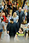 MIAMI, FL - AUGUST 01: Chloe Grace Moretz walk in among a crowd of fans awaiting for her to signs copies of the book 'If I Stay' at Barnes & Noble Booksellers on Friday August 1, 2014 in Miami, Florida. (Photo by Johnny Louis/jlnphotography.com)