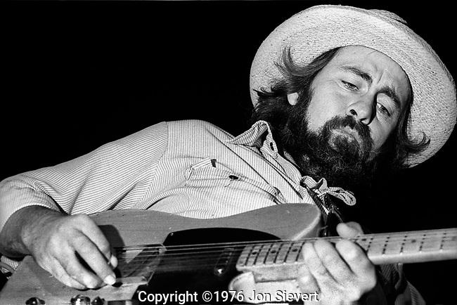 Roy Buchanan, May 29, 1976, Greek Theater, Berkeley