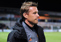 Wolverhampton Wanderers U21 manager Rob Edwards<br /> <br /> Photographer Andrew Vaughan/CameraSport<br /> <br /> The EFL Checkatrade Trophy Northern Group H - Lincoln City v Wolverhampton Wanderers U21 - Tuesday 6th November 2018 - Sincil Bank - Lincoln<br />  <br /> World Copyright © 2018 CameraSport. All rights reserved. 43 Linden Ave. Countesthorpe. Leicester. England. LE8 5PG - Tel: +44 (0) 116 277 4147 - admin@camerasport.com - www.camerasport.com