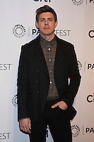 """Chris Lowell<br /> at PALEYFEST Presents: """"Veronica Mars,"""" Dolby Theater, Hollywood, CA 03-13-14<br /> David Edwards/DailyCeleb.com 818-249-4998"""