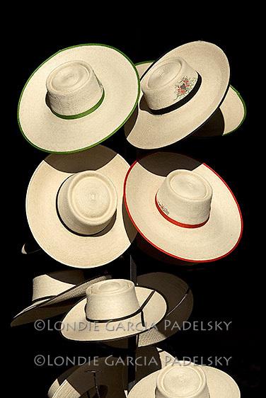 Flat Brimmed, Vaquero Hats.