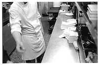 From the Drake Hotel Kitchen series. Nikon F90 film camera. 2008