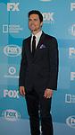 Guiding Light Matt Bomer - American Horror Story: HotelFOX 2015 Programming Presentation on May 11, 2015 at Wolman Rink, Central Park, New York City, New York.  (Photos by Sue Coflin/Max Photos)